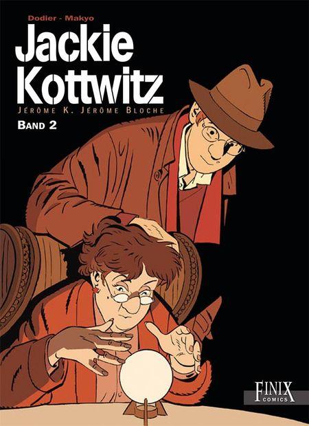 Jackie Kottwitz Gesamtausgabe 2 - Das Cover