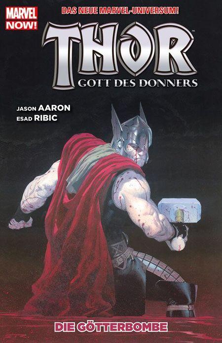 Thor - Gott Des Donners 2 - Das Cover