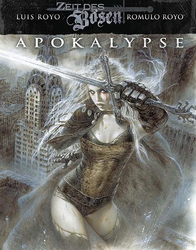 Zeit des Bösen: Apokalypse - Das Cover