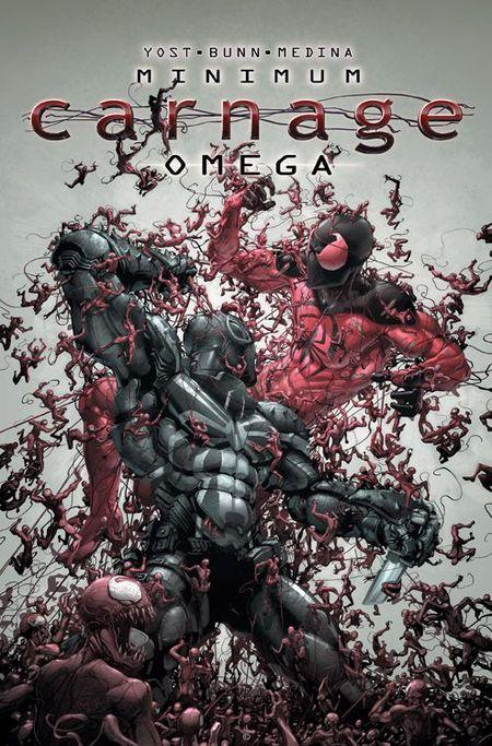 Venom 7: Minimum Carnage - Das Cover