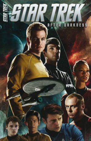 Star Trek: After Darkness - Das Cover