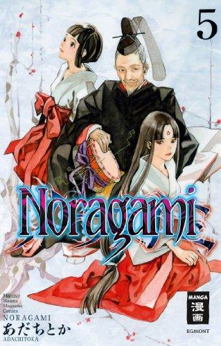 Noragami 5 - Das Cover