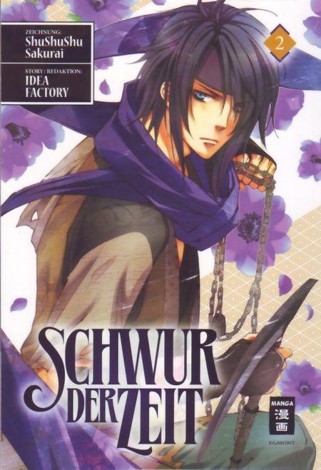 Schwur der Zeit 2 - Das Cover