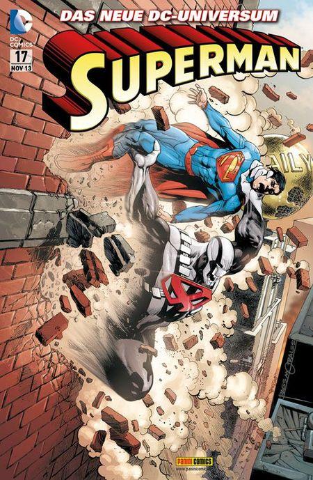 Superman 17 - Das Cover
