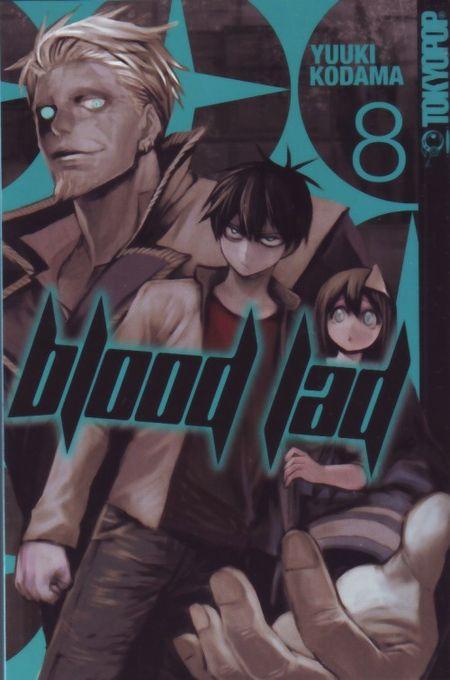 Blood Lad 8 - Das Cover