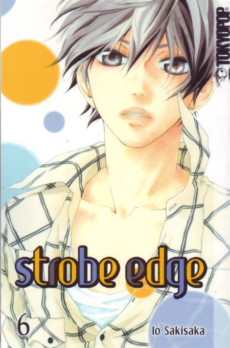 Strobe Edge 6 - Das Cover