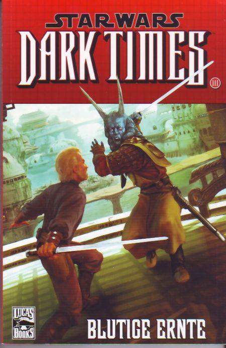 Star Wars Sonderband 77: Dark Times 3: Blutige Ernte - Das Cover