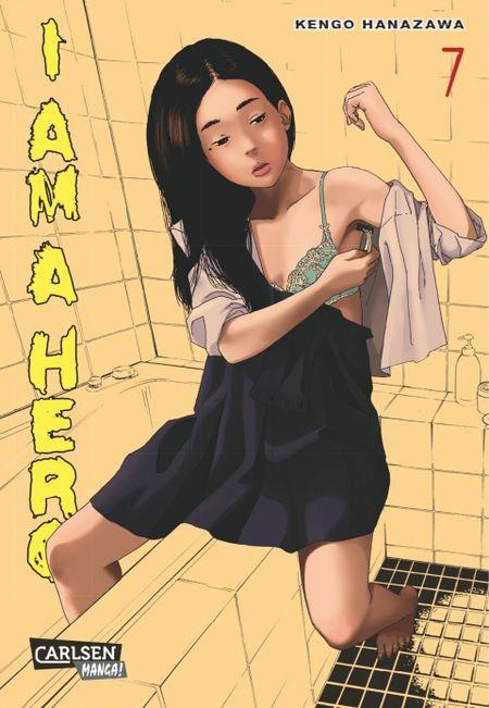 I am a Hero 7 - Das Cover