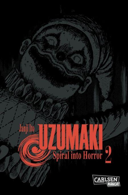 Uzumaki 2 - Das Cover