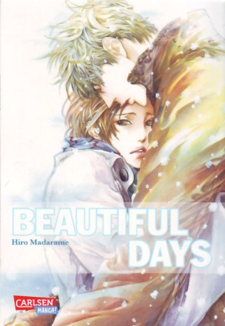 Beautiful Days - Das Cover