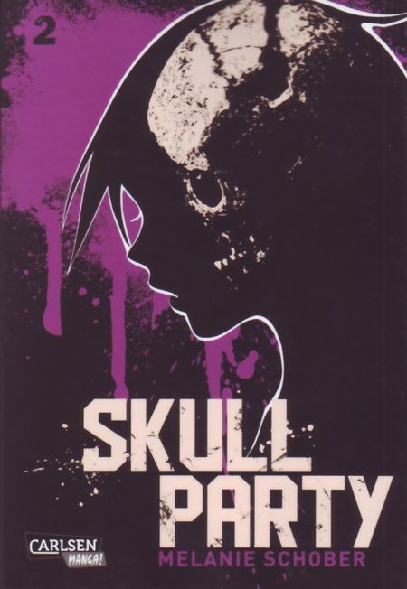 Skull Party 2 - Das Cover