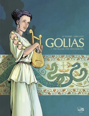 Golias 2 - Das Cover