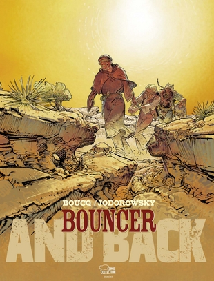 Bouncer 9 - Das Cover