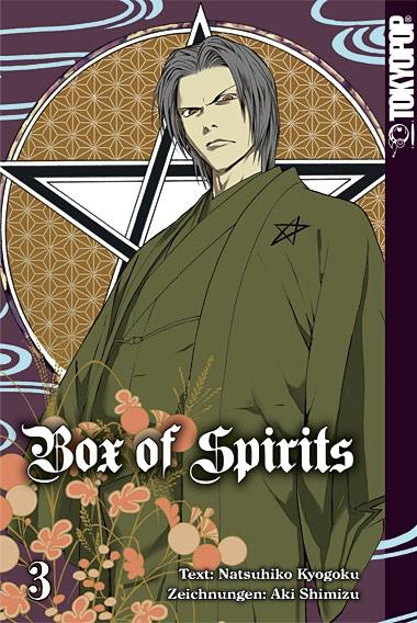Box of Spirits 3 - Das Cover
