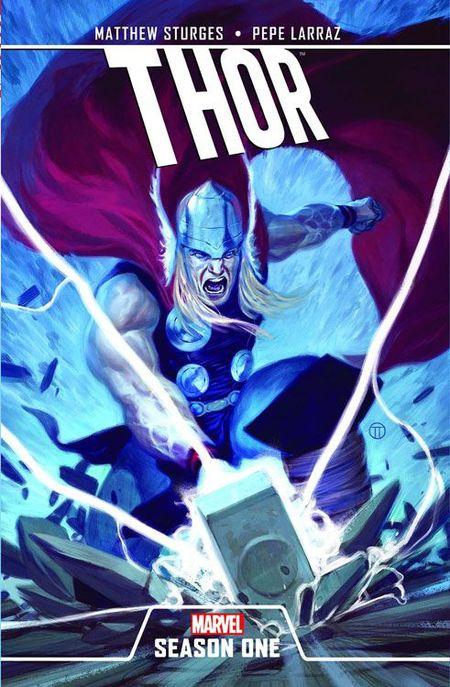 Marvel: Thor Season One - Das Cover