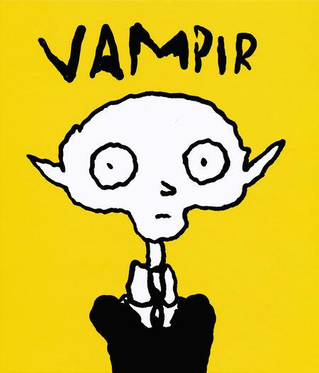 Vampir - Das Cover