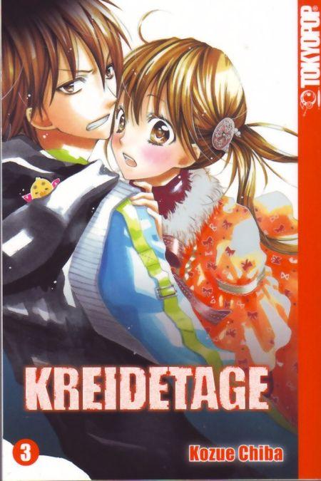Kreidetage 3 - Das Cover