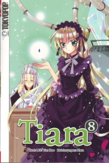 Tiara 8 - Das Cover