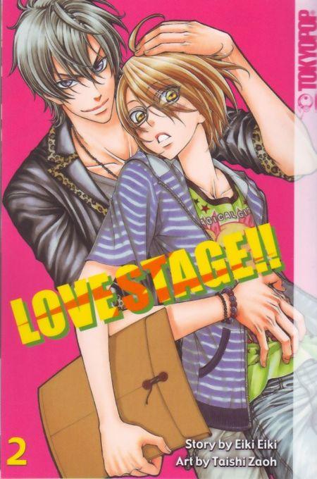 Love Stage!! 2 - Das Cover