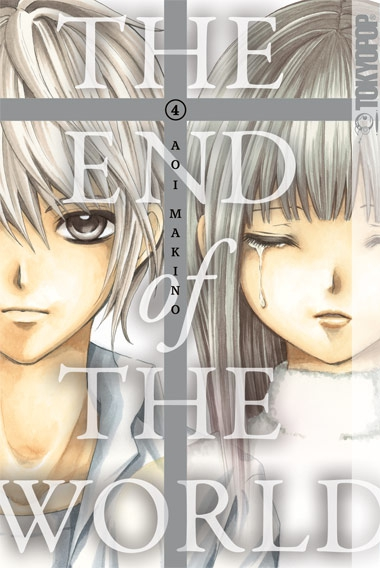 The End of the World 4 - Das Cover