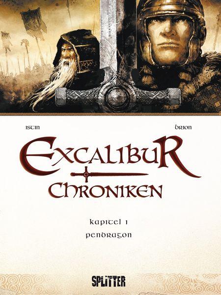 Excalibur-Chroniken: Lied 1 - Pendragon - Das Cover