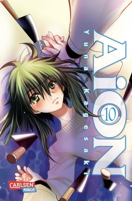AiON 10 - Das Cover