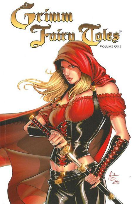 Grimm Fairy Tales 1 - Das Cover