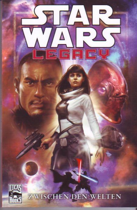 Star Wars Sonderband 78: Legacy II 1: Zwischen den Welten  - Das Cover