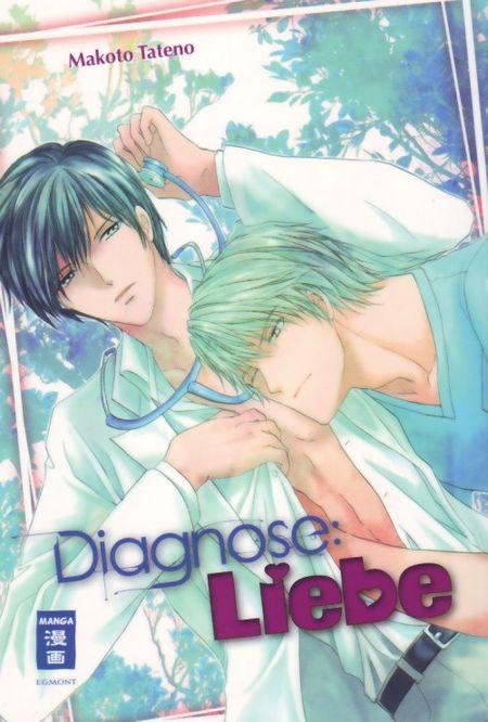 Diagnose Liebe - Das Cover