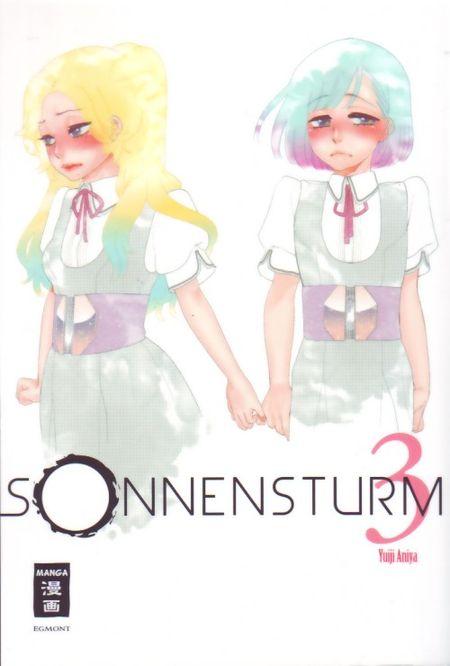 Sonnensturm 3 - Das Cover
