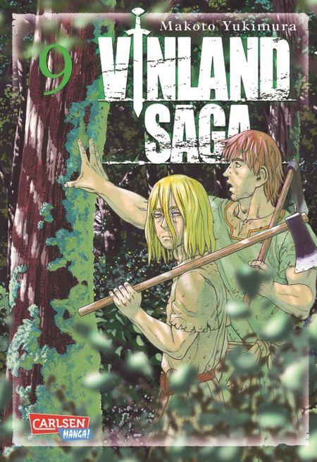 Vinland Saga 9 - Das Cover
