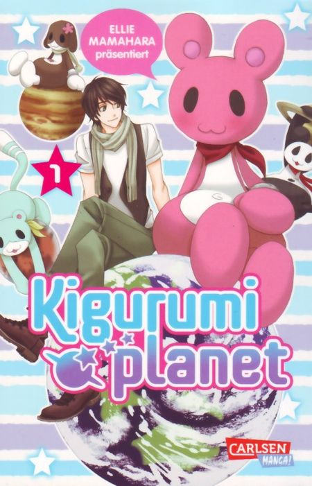Kigurumi Planet 1 - Das Cover