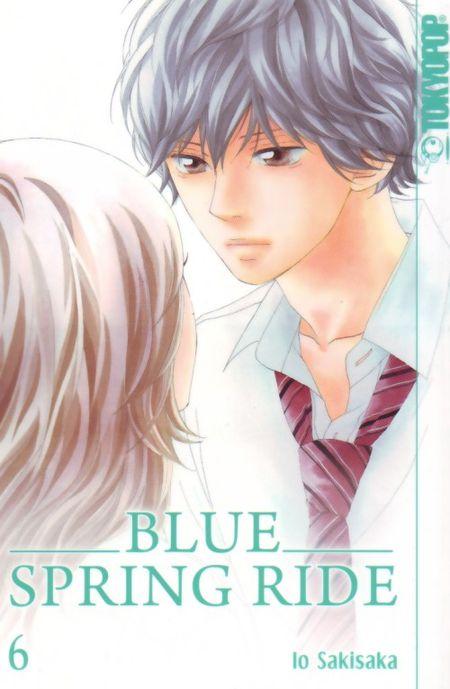 Blue Spring Ride 6 - Das Cover