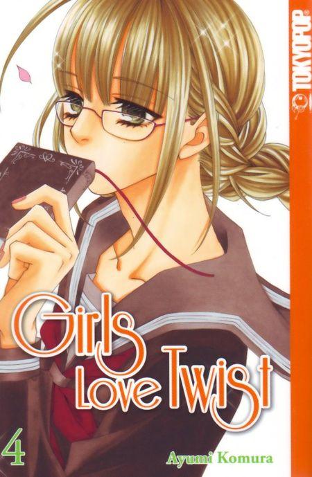 Girls Love Twist 4 - Das Cover