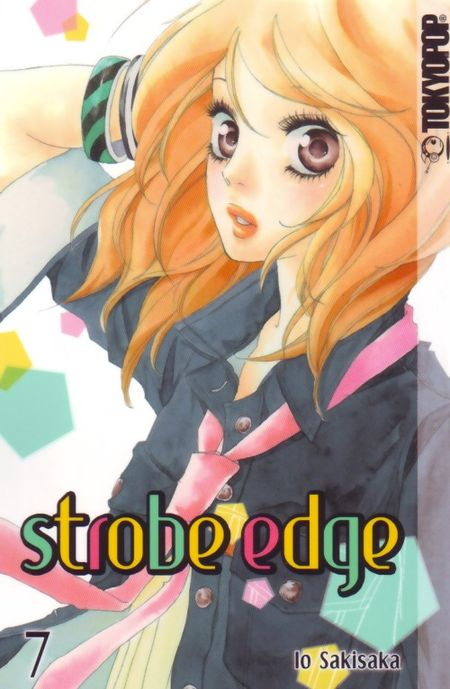 Strobe Edge 7 - Das Cover