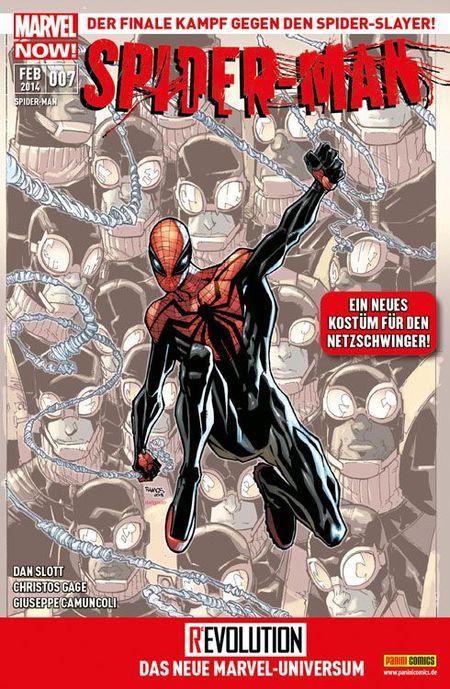 Spider-Man 7 - Das Cover