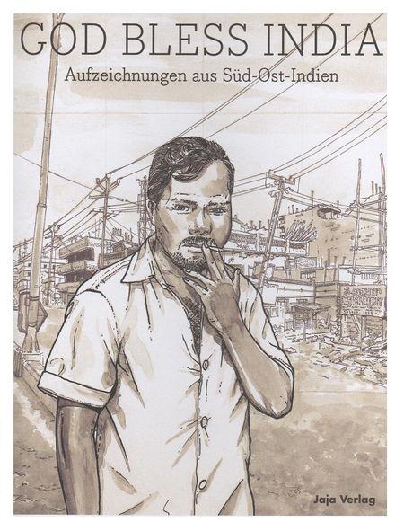God Bless India - Das Cover