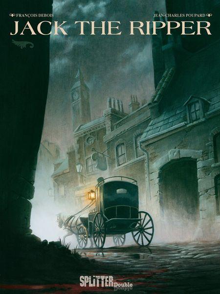 Jack the Ripper Splitter Double - Das Cover