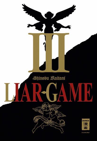 Liar Game 3 - Das Cover