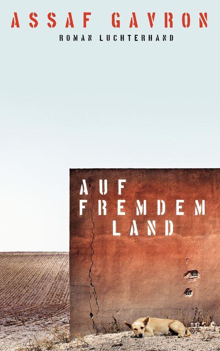 Auf fremdem Land - Das Cover