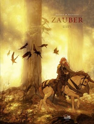 Zauber 2 - Das Cover