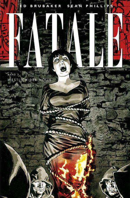 Fatale 3: Westlich der Hölle - Das Cover