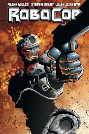 Robocop - Das Cover