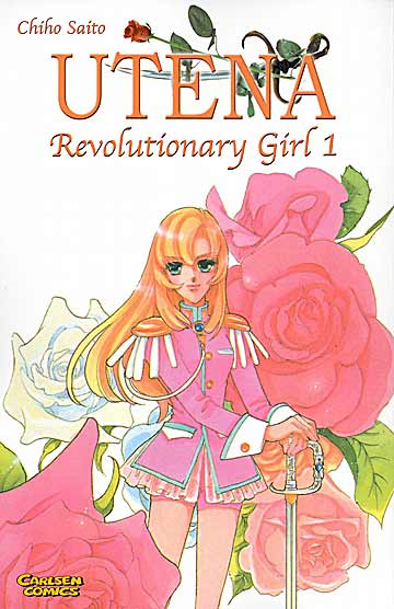 Utena- Revolutionary Girl 1 - Das Cover