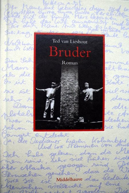 Bruder - Das Cover