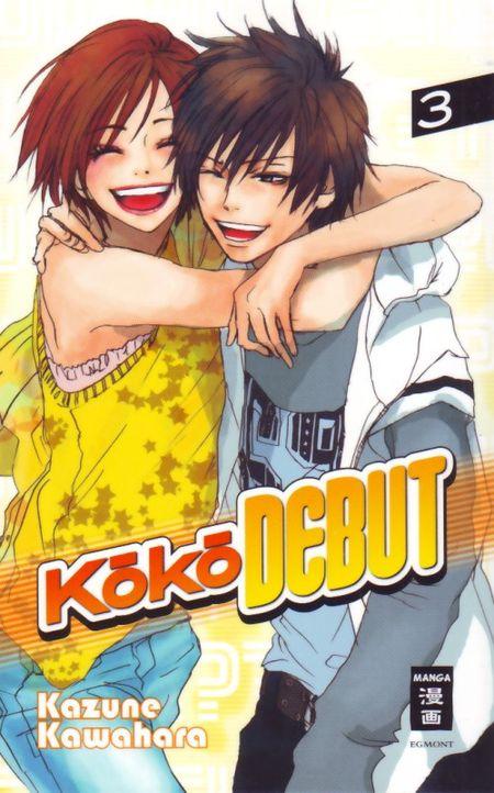 Koko DEBUT 3 - Das Cover