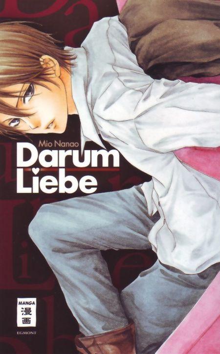 Darum Liebe - Das Cover