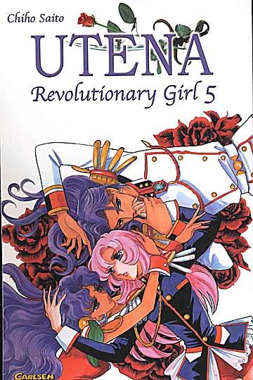 Utena- Revolutionary Girl 5 - Das Cover