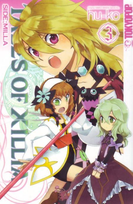 Tales of Xillia - Side: Milla 3 - Das Cover