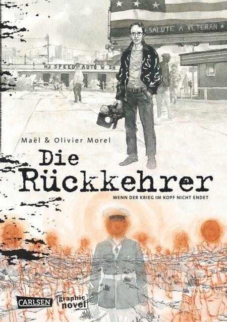 Die Rückkehrer - Das Cover